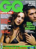 Моника Беллуччи, фото 1119. Monica Bellucci ~ GQ Magazine April 1998, foto 1119