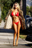 Кортни Стодден, фото 25. Courtney Stodden Funny or Die shoot in Hollywood 09/12/11*MQ, foto 25,
