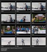 Evi Sachenbacher - Olympia 2010 German cross-country skiing