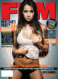 Krystal Forscutt in Australian FHM, January 2008