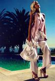 Claudia Schiffer Salvatore Ferragamo Spring/Summer 09 Foto 638 (Клаудия Шиффер Salvatore Ferragamo весна / лето 09 Фото 638)