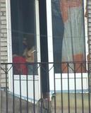 Соседи подсматривали а потом присоединились порно 128