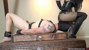 Mistress Tangent: Platform Pig
