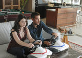 Michelle Trachtenberg promos from her new movie The Circuit -