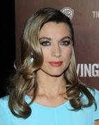 Natalie Zea - The Following premiere in New York 01/18/13