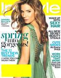 Sandra Bullock - InStyle magazine (US), March 2009  x 8