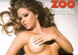 Bianca Gascoigne pose nue en petite chaussette dans Zoo magazine - Mitolover