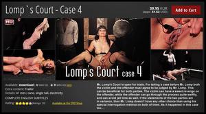 Elite Pain: Lomp`s Court - Case 4