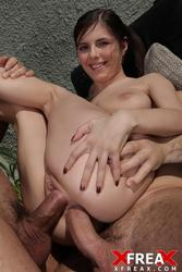 [GapeParade] Dp, Gapes and double Creampie