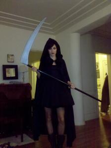 Alison Haislip - Halloween 2010